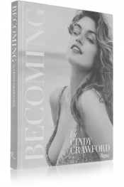 RIZZOLI Livre cartonné Becoming par Cindy Crawford