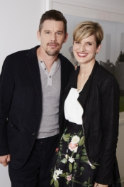 Ethan Hawke, author and life coach in his book, Rules of a Knight