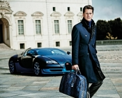 Mark Vanderloo is the new face of Ettore Bugatti Lifestyle Collection