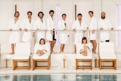 Thermes Marins Monte-Carlo receives the France Skicross Team for a cryo therapy