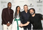 Luxury Swiss watch Hublot supports Arts at Art Basel Miami