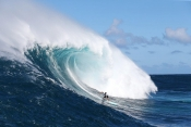 TAG Heuer does the Surf Big Wave Tour in Hawaii