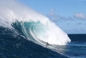 TAG Heuer à l'arrêt Pea'hi défi de Big Wave Tour 2015