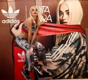 Rita Ora Launches New adidas Originals Collection