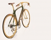 Art within luxury cycling at Monaco