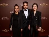 Soirée officielle du film La Forêt des Quinconces au Festival de Cannes