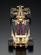 Jewelry masterpiece to be sold at the Amber Lounge charity auction in Monaco