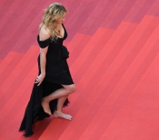 Julia Roberts' surprise on the Red Carpet of the Cannes Film Festival