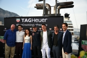 Tag Heuer in Monaco, a story about sharing