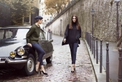 Uniqlo launches Ines de la Fressange AW 2016 collection