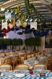 Royal Oktoberfest at Place du Casino, Monaco