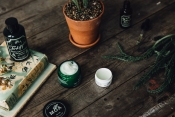 The apothecary way for a natural skin care