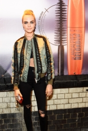 Rimmel & Cara Delevingne Celebrate new Partnership