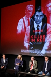Killer in Red Premiere with Clive Owen