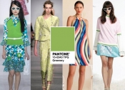 Pantone Colour of the year 2017, Greenery