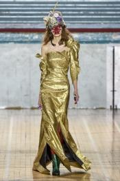 Le défilé de Vivienne Westwood a la Semaine de la Mode de Londres