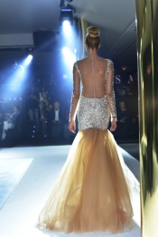 Elegance and ladylike looks for Isabell Kristensen collection in Cannes