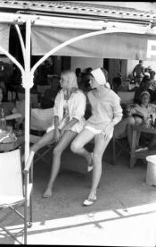 The beautiful histoiry of Saint-Tropez by Willy Rizzo
