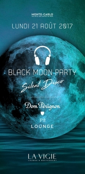 Black Moon Party at La Vigie