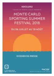 Monte-Carlo Sporting Summer Festival 2018