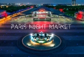 Paris Night Market, the first 100% night Parisian Market
