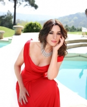 Monica Bellucci in the Jury for Dinard Film Festival