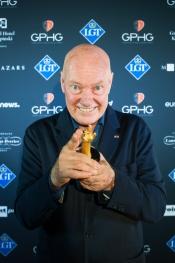 Le Prix Spécial du Jury du Grand Prix de l'Horlogerie de Genève