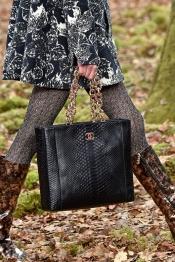 Chanel Interdit Les Produits en Cuir Exotique venu de Crocodile, Serpent, Reptiles