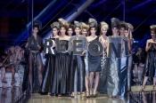 Arleoni Couture Fashion Show Black Diamond In Monaco
