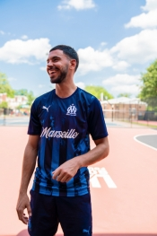 PUMA France launches Jersey line with l'Olympique de Marseille