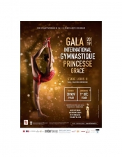 International Gymnastics Gala to celebrate the 90th anniversary of Princess Grace