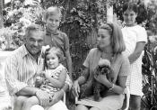Dans La Memoire de l'Anniversaire de Grace Kelly