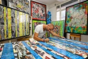 Gregory Berben, an Artist Who Gets His Creativity from the French Riviera