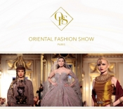 The Wonders of the Silk Roads Fashion Show Paris