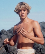 Christopher Atkins, the heartthrob from The Blue Lagoon still has it