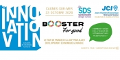 Booster For Good at the Sustainable Design School in Cagnes-sur-Mer