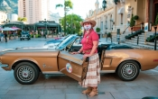 Ladies Rally Vintage Cars 2020, a Western Journey Edition