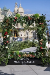 Launching of Swing Monte-Carlo