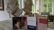 The Cologne Bookseller, winner of the SGDL Grand Prix