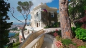 Sean Connery's Villa Le Roc Fleuri in Nice