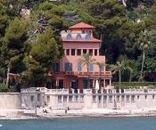 Bono's House in Eze, French Riviera