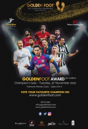 Golden Foot Award 2021