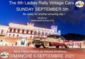 La Dolce Vita Ladies Rally Vintage Cars Monte Carlo