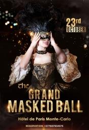Casanova Comes For The Grand Masked Ball in Monaco