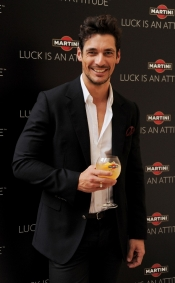 Luck is an attitude Party by Martini