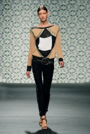 Iceberg Spring Summer 2013 Runway colection