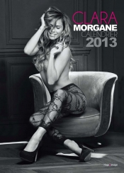 Clara Morgane new wall calendar