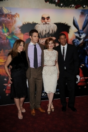 Rise of the Guardians UK Premiere