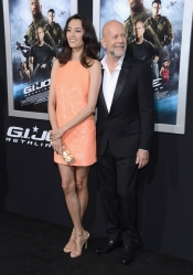 GI JOE Retaliation, Los Angeles Premiere