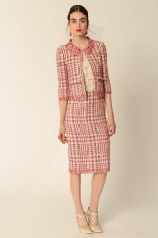 Fashion Trends from Oscar de la Renta Resort 2014